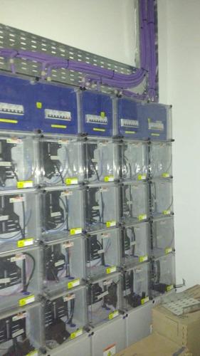 electricista matriculado caba y gba urgencias 24hs