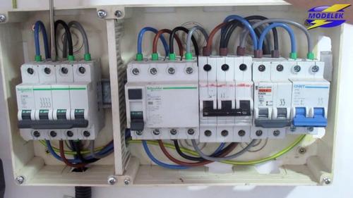 electricista matriculado ,certificado dci- medidor inst.