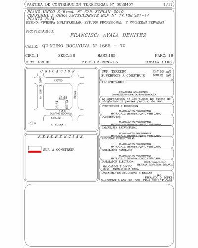 electricista matriculado, certificados dci