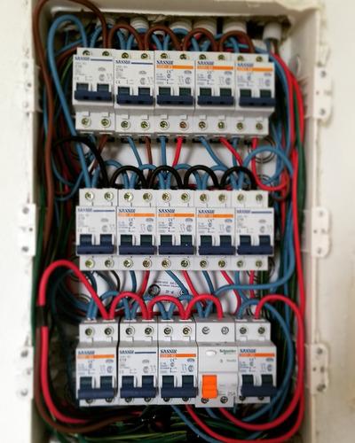 electricista matriculado certificados dci edenor pilar luz