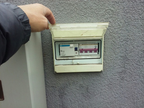 electricista matriculado cuotas s/interez puesta a tierra