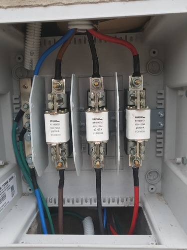 electricista matriculado dci edenor medidor jabalina instal