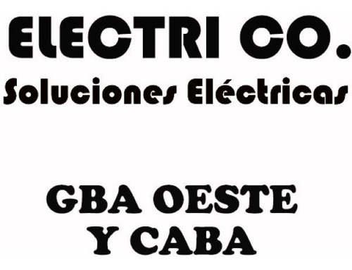 electricista matriculado - dci , medicion puesta a tierra