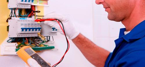 electricista matriculado dci medidor tableros automatizacion
