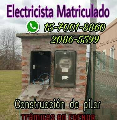 electricista matriculado, dci, san miguel, zona norte