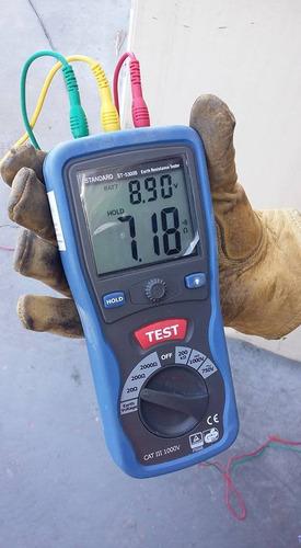 electricista matriculado edenor edesur termografia planos