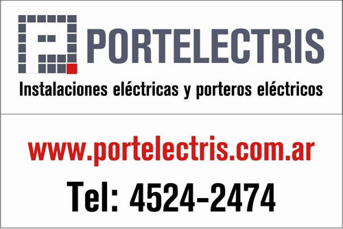electricista matriculado en capital federal