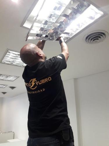 electricista matriculado garcía yubro