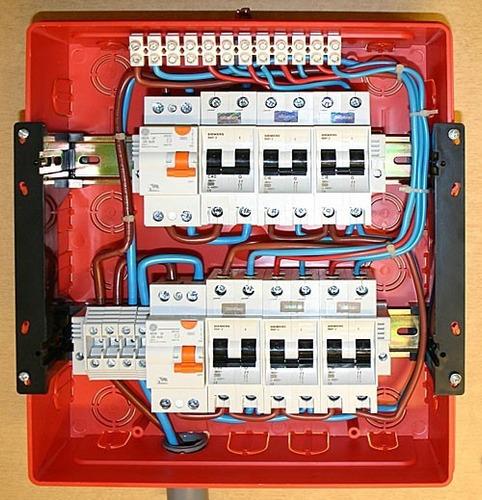 electricista matriculado -gba sur - caba - adrogué