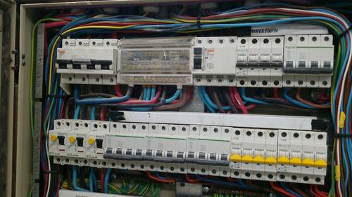 electricista matriculado industria comercio consorcio  hogar