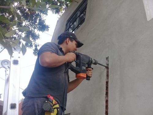 electricista matriculado instalador split aire acondicionado