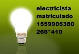 electricista matriculado san miguel dci medidor pilar norte