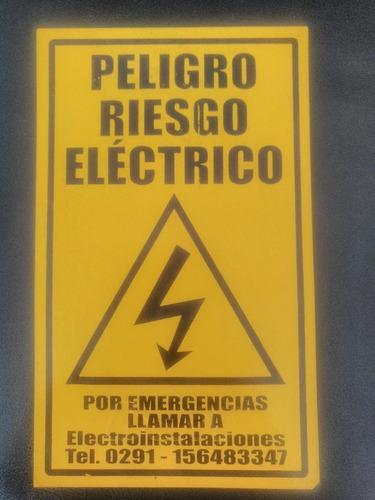 electricista matriculado servicios y emergencias eléctricas
