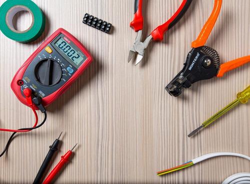 electricista matriculado urgencias 24hs