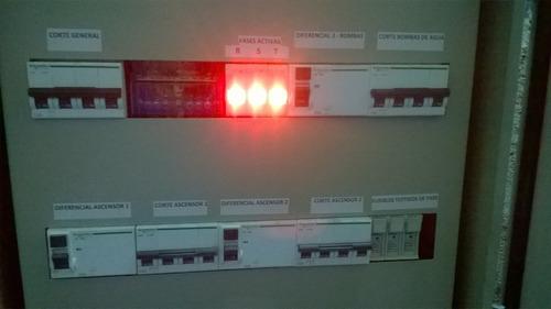 electricista matriculado urgencias cap,fed. presupuesto s/c*