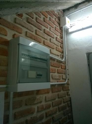 electricista matriculado urgencias emergencias 24 hs