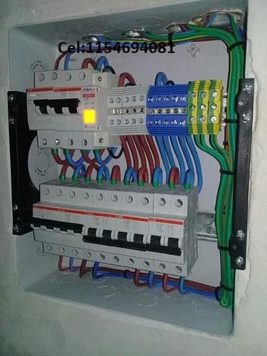 electricista matriculado urgencias las 24 hs en haedo -moron