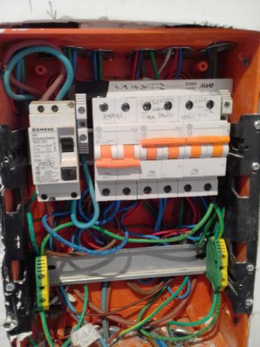 electricista matriculado visita gratis dci libre circulación