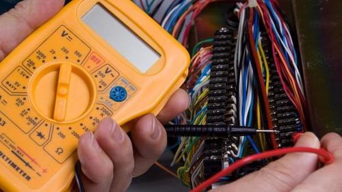 electricista matriculado zona oeste. merlo, moreno ituzaingo
