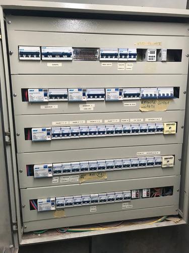 electricista matriculado - zona urquiza belgrano chacarita.