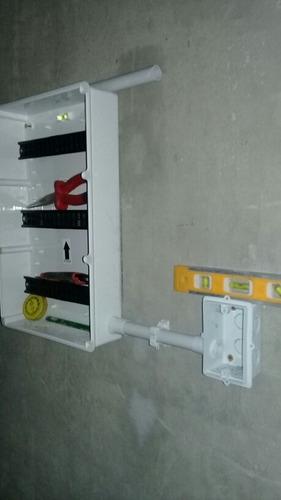 electricista matriculado,medicion de puesta a tierra