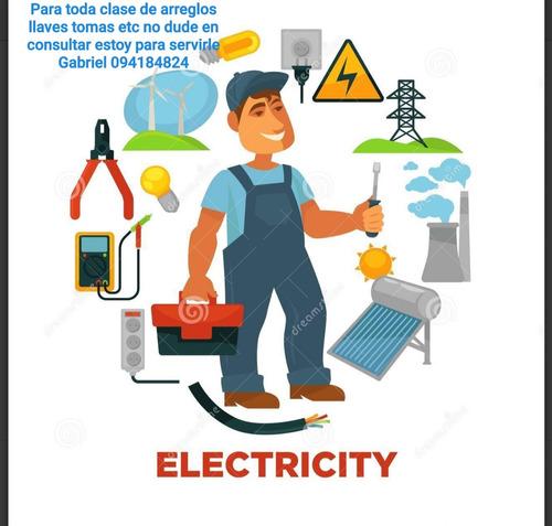 electricista para toda clase de arreglos