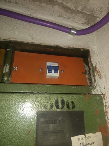 electricista profesional  ventiladores de techo service
