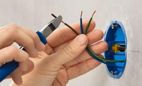 electricista residencial.