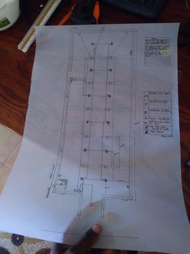 electricista residencial e industrial