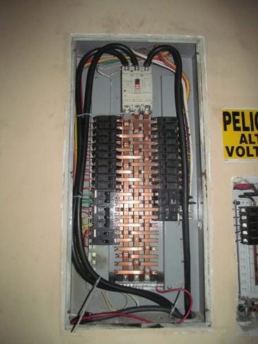 electricista, servicio técnico electricidad