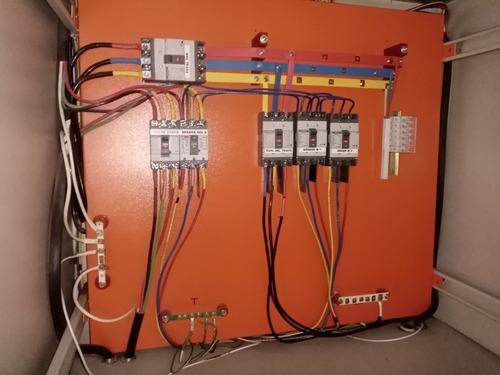 electricista, soldador