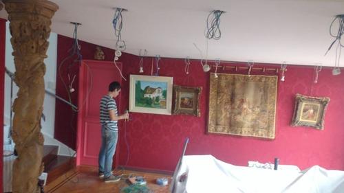 electricista & soluciones integrales para el hogar -