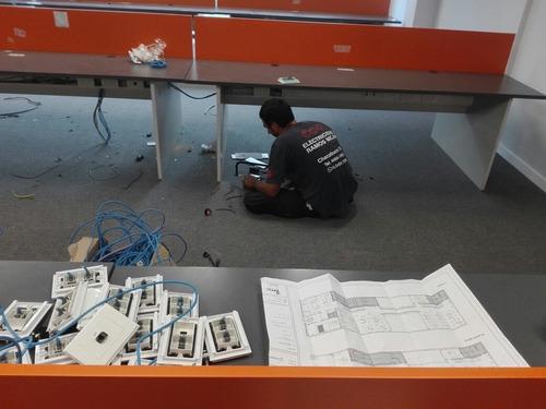 electricista tecnico de obra emergencias electricas 24hs