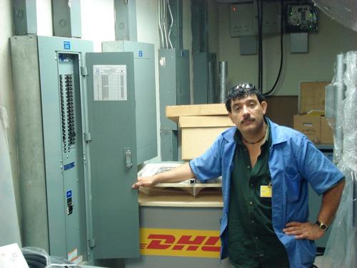 electricista ya! profesional 24/7. tel: 83904919