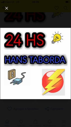 electricistas autorizados urgencias las 24 horas