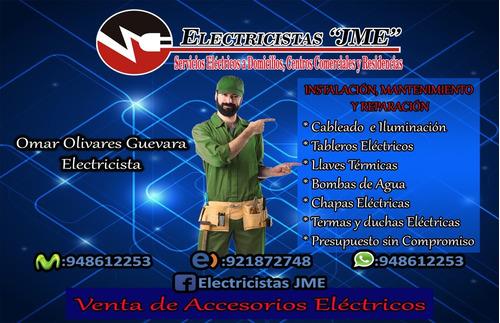 electricistas jme