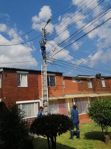 electricistas profesionales en bogotá 3142489273