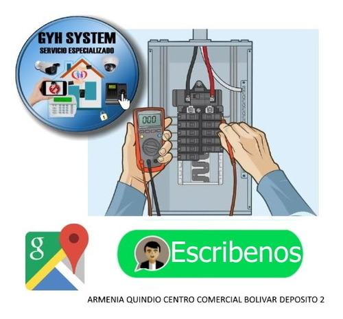eléctrico armenia quindio