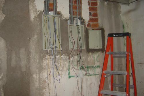 eléctrico  electricista   técnico eléctrico