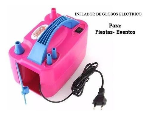 electrico globos inflador