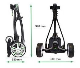 electrico golf carro