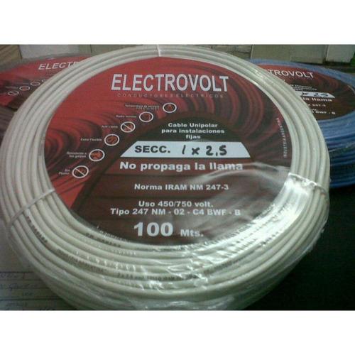 electrico subterraneo cable