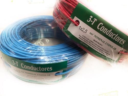 eléctrico unipolar cable
