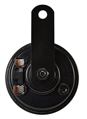 eléctrico,hella 011225802 negro 77mm 12v bx disc cuerno ..