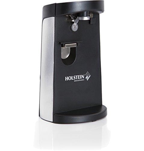 eléctrico,holstein housewares hh-0910203 abrelatas eléct..