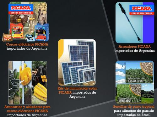 electrificador cerco ganado picana argentina 12v 40km 300ha
