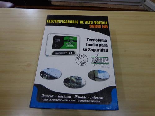 electrificador hagroy hr 8000