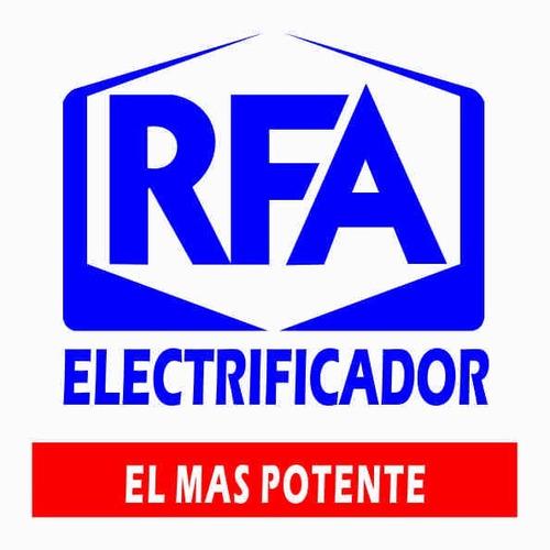 electrificador rfa 20km combinado automatico