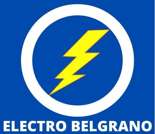 electro belgrano electricidad reparaciones instalaciones