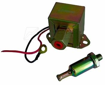 electro bomba de combustible universal 12v 114 litros/h